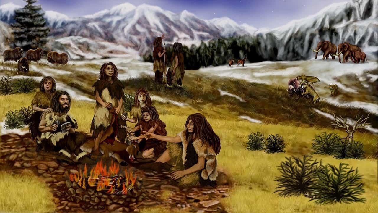 Le champ magnétique terrestre a basculé il y a 42000 ans, des extinctions et des bouleversements ont suivi: étude