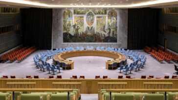 Le Conseil De Sécurité De L'onu Débattra Cette Semaine Des