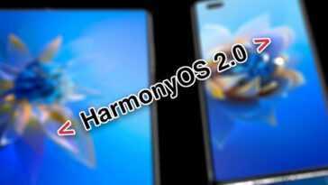 HarmonyOS arrivera sur les téléphones Huawei en avril 2021: ils commenceront par les produits phares et le Mate X2 sera le premier