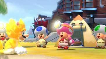 Bowser's Fury: Trouvez Les Membres De La Brigade Toad
