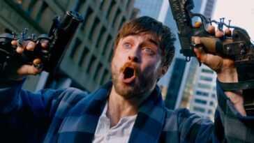 Daniel Radcliffe parle de ses rôles `` étranges '' après `` Harry Potter ''
