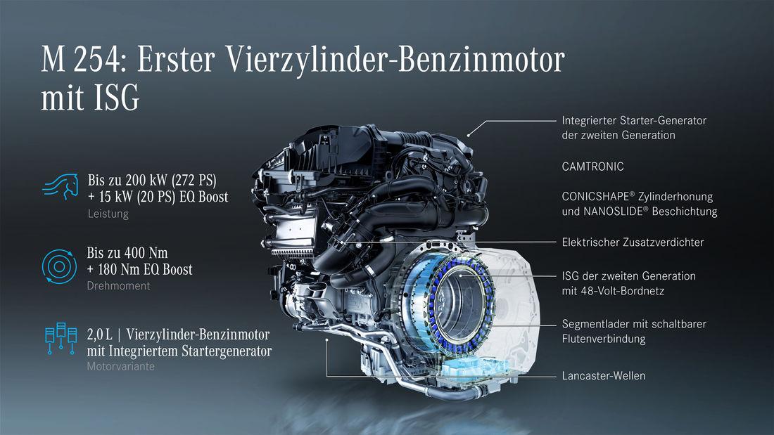 Mercedes-Benz M 254