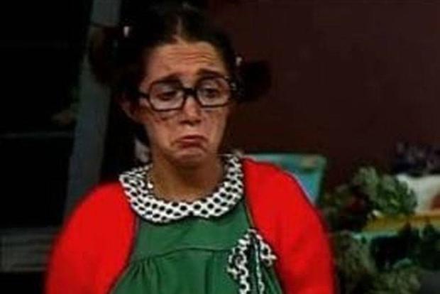 La Chilindrina était une fille très intelligente, une amie des enfants du quartier (Photo: Televisa)