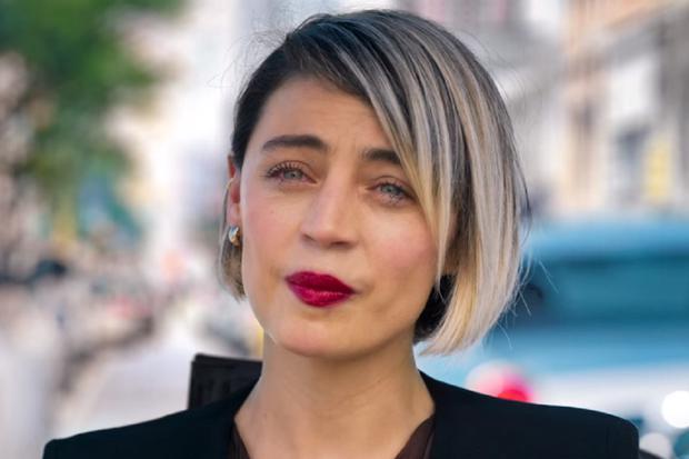"""Ilse Salas joue Constanza Franco dans """"100 jours pour tomber amoureuse"""" (Photo: Netflix)"""