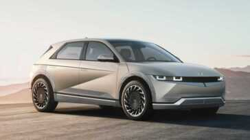 Le Hyundai IONIQ 5 arrive: un SUV 100% électrique doté d'une charge ultra-rapide de 800 V et d'une autonomie de 480 km