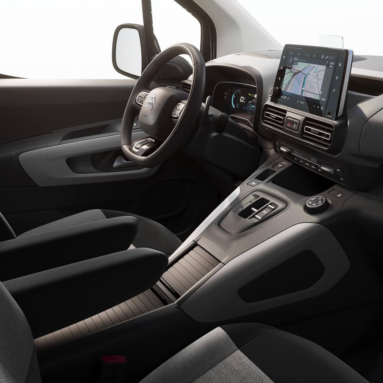 Citroën ë-Berlingo électrique