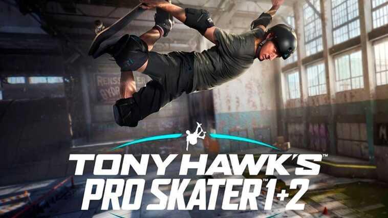 """Le port de """"Tony Hawk Pro Skater 1 + 2"""" arriverait sur Switch"""
