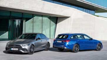 Tout Savoir Sur La Nouvelle Mercedes Benz Classe C W206