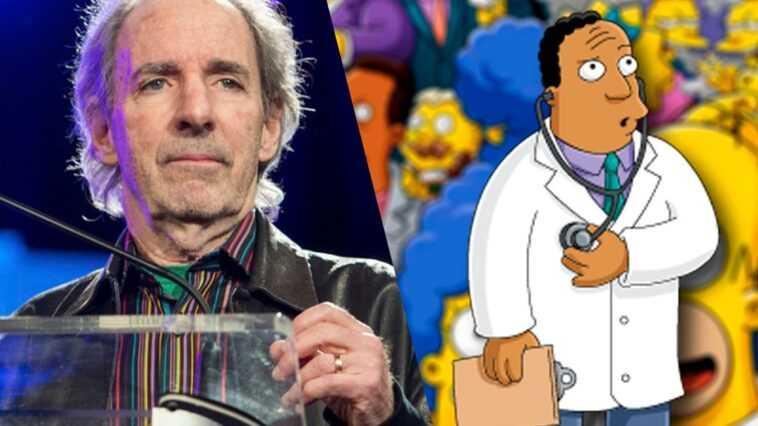 """""""The Simpsons"""" remplace le nom du Dr Hibbert"""