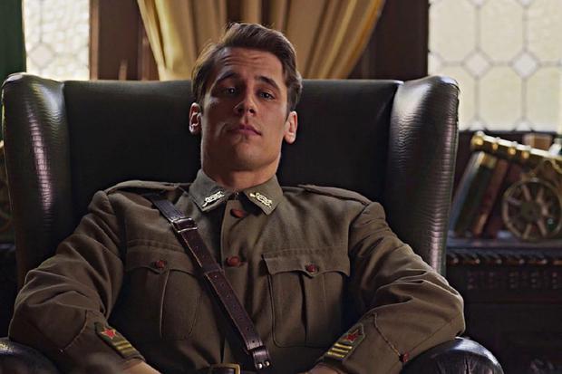 """Martiño Rivas a joué Carlos Cifuentes Benavides dans """"Las chicas del cable"""" (Photo: Netflix)"""