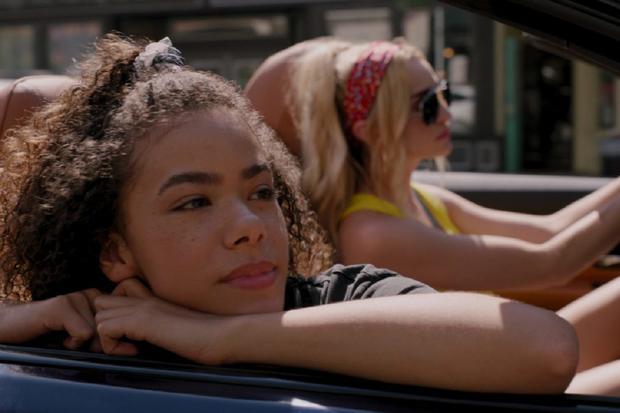 "Antonia Gentry joue Ginny Miller dans ""Ginny and Georgia"" (Photo: Netflix)"
