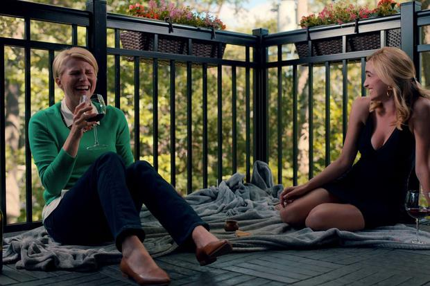 "Jennifer Robertson joue Ellen dans ""Ginny et Géorgie"" (Photo: Netflix)"