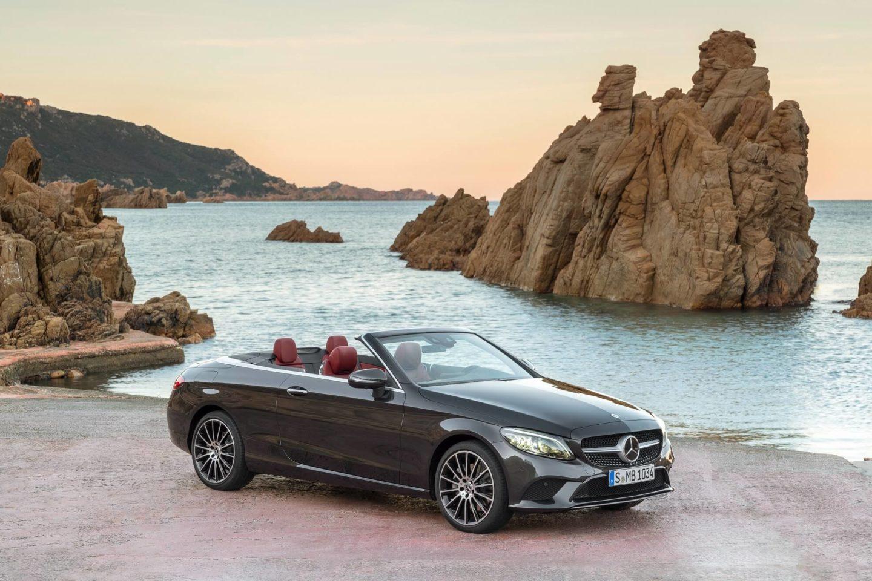 Mercedes-Benz Classe C Coupé et Cabrio