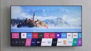 LG ouvre webOS à d'autres fabricants: son système d'exploitation pour téléviseurs peut être trouvé avec plus de 20 marques