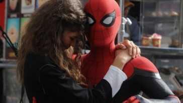 Spider-Man 3: nouvelles photos du tournage, trois titres et un tweet incognito de Tom Holland