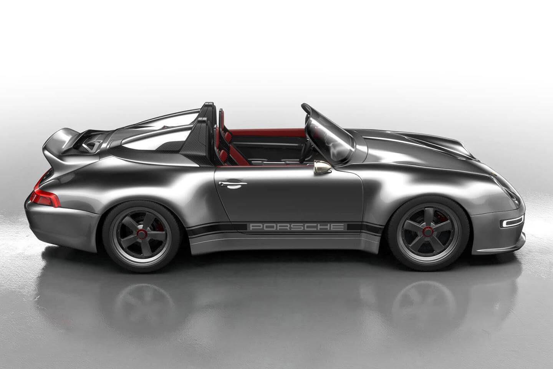 Gunther Werks 993 Speedster Remasterisé