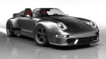 Gunther Werks A Créé Le 993 Speedster Que Porsche Ne