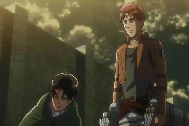 "Floch Forster dans ""Shingeki no Kyojin"" (Photo: Wit Studio)"
