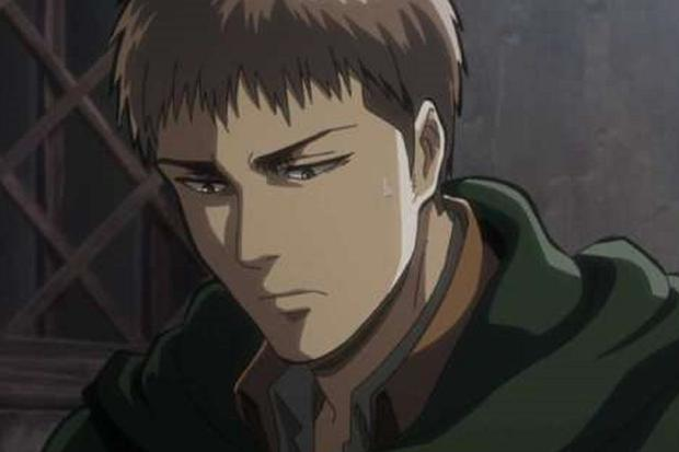 "Jean est un bon leader dans ""Shingeki no Kyojin"" (Photo: MAPPA Studio)"