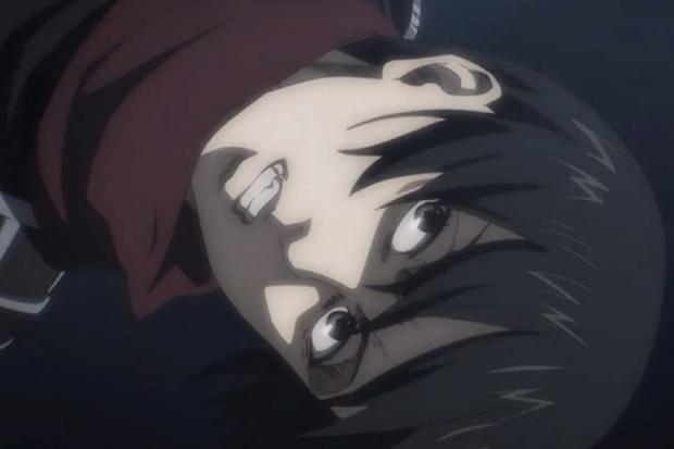 La priorité de Mikasa est de protéger Eren (Photo: MAPPA Studio)