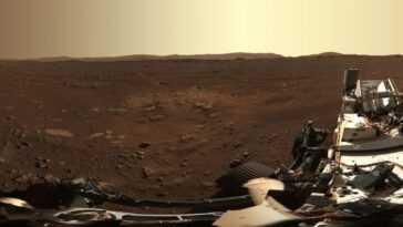 Le Rover Perseverance Capture Un Magnifique Panorama Hd Du Site