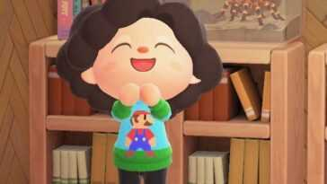 Animal Crossing: Super Mario Update 1.8.0 Est Arrivé Tous