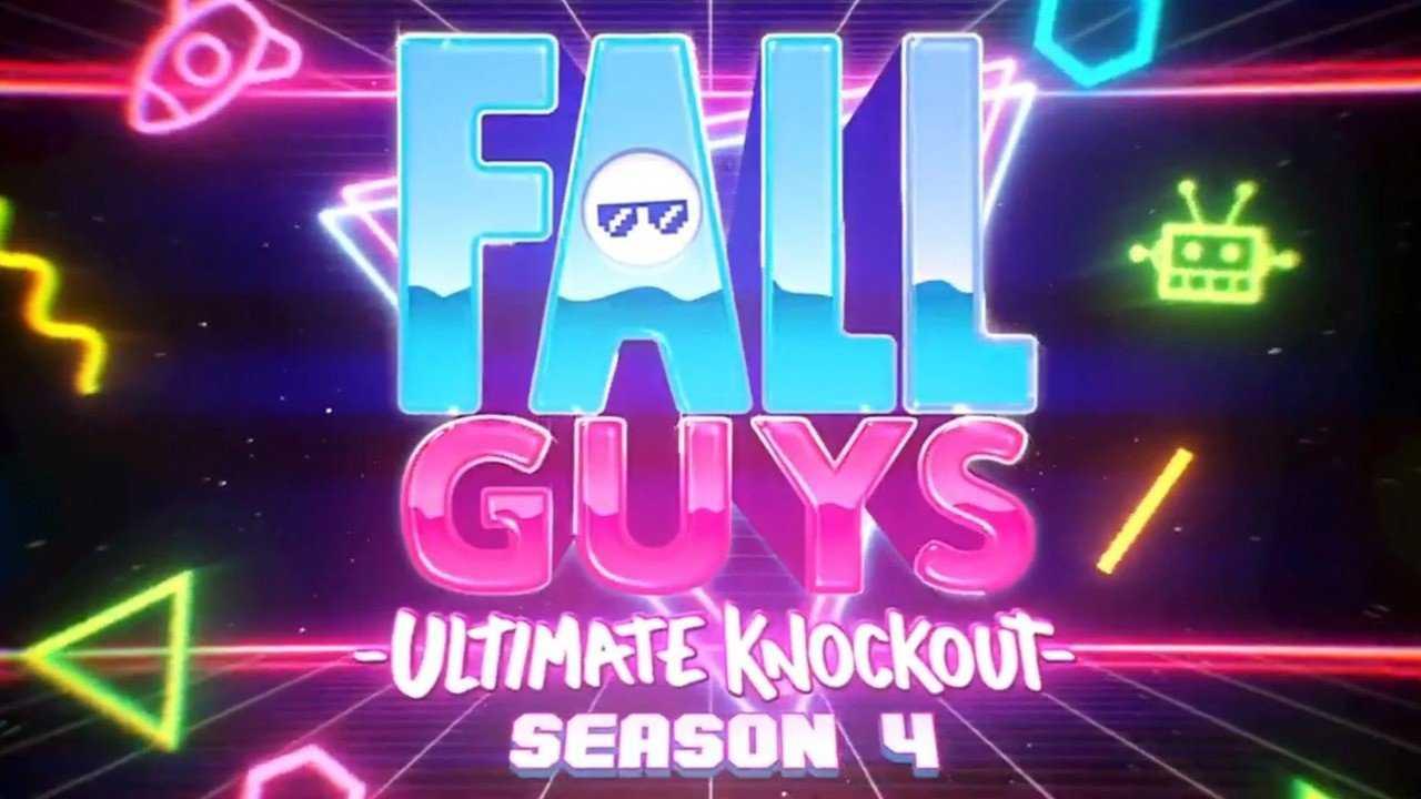 La saison 4 de Fall Guys emmène ces haricots maladroits vers le futur