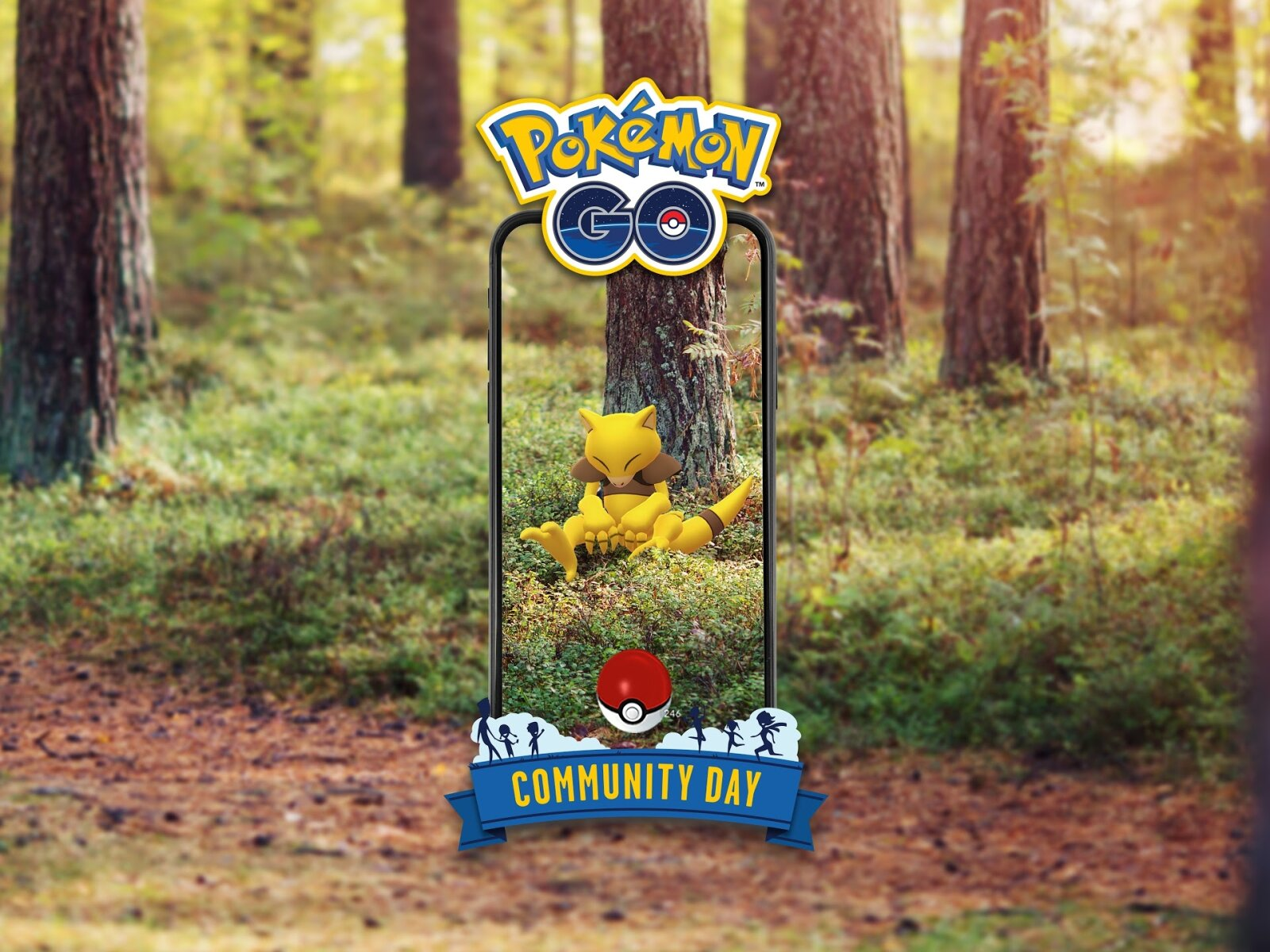 La journée communautaire de février dans Pokémon GO sera animée par Abra