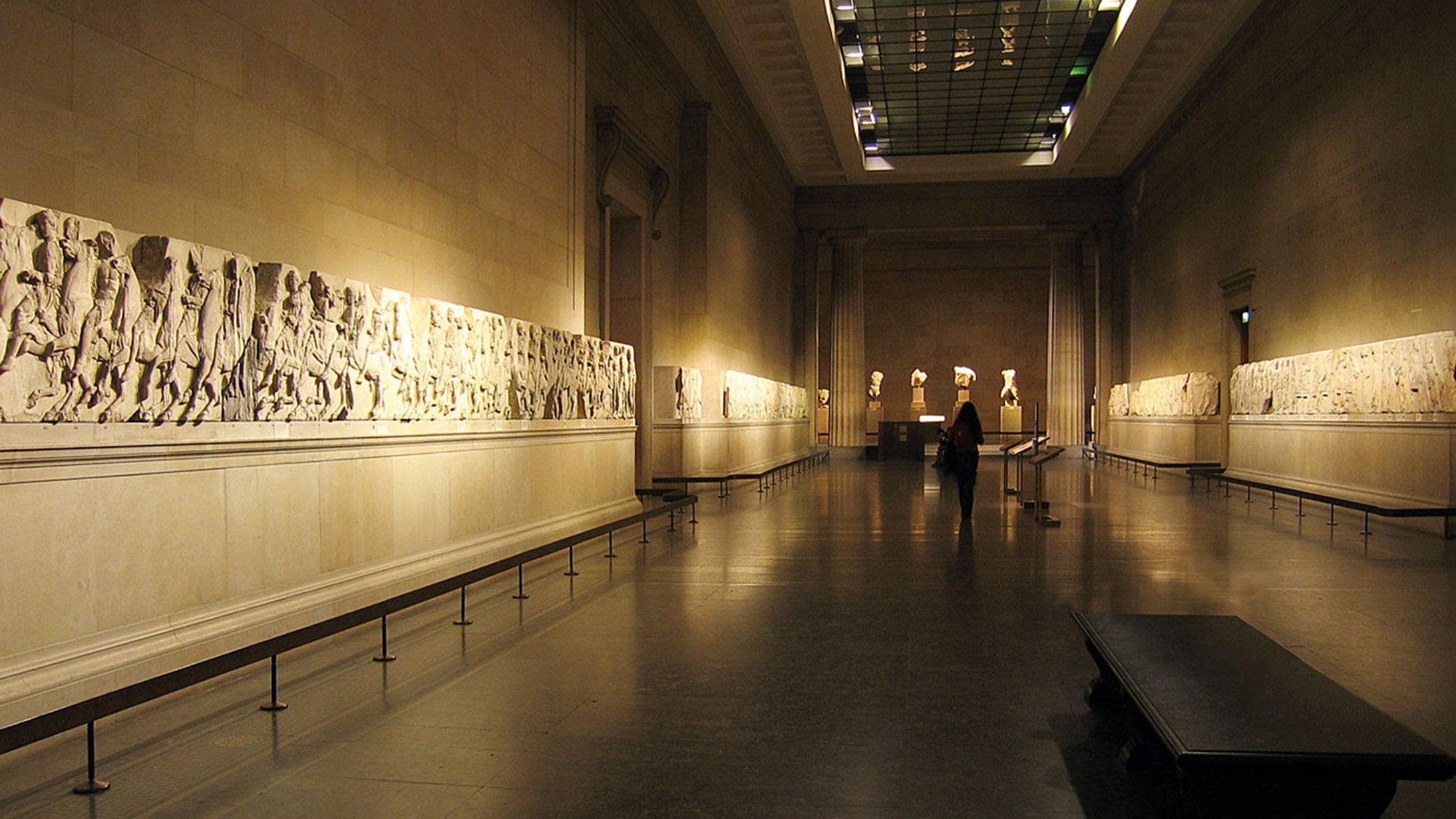 Les statues et les frises de marbre du Parthénon qui se trouvaient à bord du Mentor lors de son naufrage ont été récupérées et vendues au British Museum, où elles sont maintenant exposées.