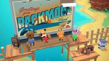 Moving Out prend des vacances avec Movers in Paradise DLC sur PS4