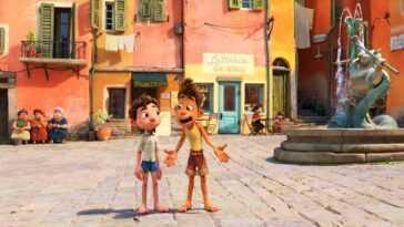 La Première Bande Annonce De Luca De Pixar Tease Un Récit
