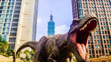 Nous nous demandons depuis des décennies pourquoi il y avait si peu d'espèces de dinosaures dans le Mésozoïque, et nous venons de découvrir que le Tyrannosaurus rex était à blâmer.