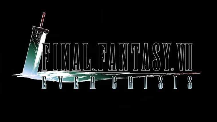 Final Fantasy Vii: Ever Crisis Combine Tous Les Jeux Ff7