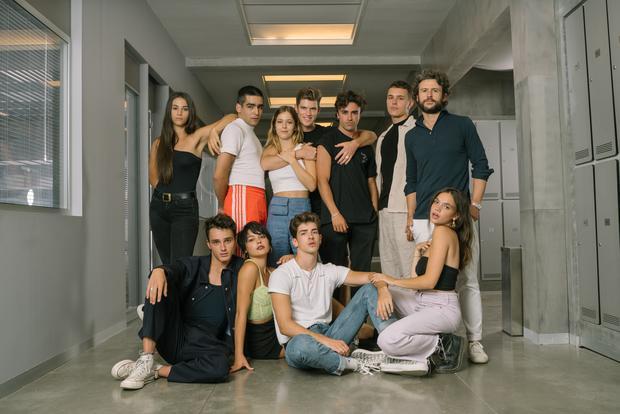"""Ce sera le casting principal de la quatrième saison de """"Elite"""" (Photo: Netflix)"""
