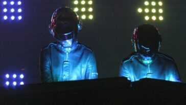Les ventes de musique de Daft Punk montent en flèche après la scission