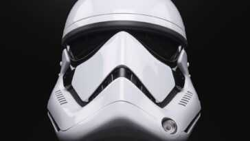 Star Wars: Nouveau Casque Stormtrooper Black Series à Venir!