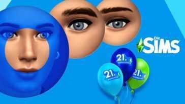 Les Sims 4 Vous Offrent 21 Objets Pour Votre 21e