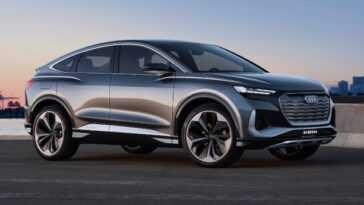 Frère Jumeau Du Futur Macan Ev. Audi Prépare Le Suv