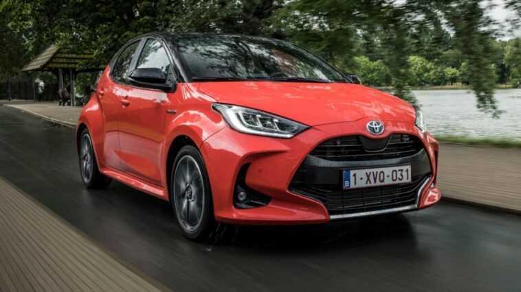 Toyota Yaris Débute 2021 En Tant Que «roi» Des Ventes