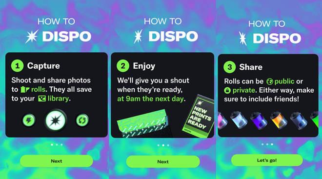 Comment utiliser Dispo: vous avez besoin d'une invitation pour vous connecter