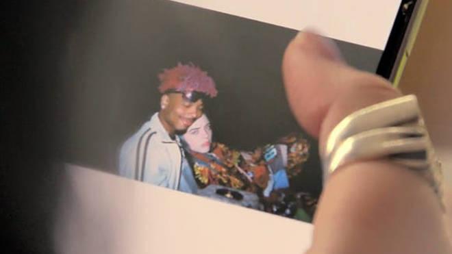 Billie Eilish partage des photos d'elle et de Q dans son document AppleTV