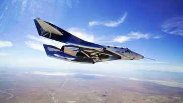 Virgin Galactic Retarde Encore Les Vols D'essai De Spaceshiptwo, Repoussant