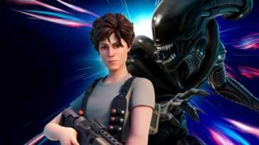 """Ripley de """"Alien"""" et le Xenomorph rejoignent Fortnite"""