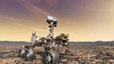 Comment Le Rover Martien De La Nasa Est Il Arrivé à