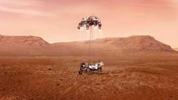 Le Rover Perseverance Est Peut être Sur Mars, Mais Nous En