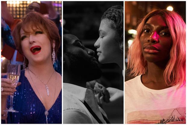 """Meryl Streep pour """"The Prom"""", John David Washington et Zendaya pour """"Malcolm & Marie"""" et Michaela Coel pour la série """"I May Destroy You"""" sont quelques-uns des favoris qui n"""