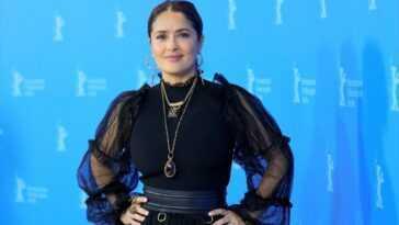 Salma Hayek confirmée comme hôte des Golden Globes