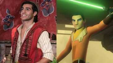 Star Wars: La Star D'aladdin, Mena Massoud, Est Elle Ezra Bridger