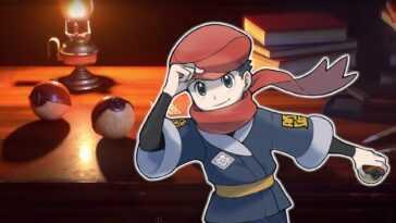 Pokémon Legends: Arceus Les Poké Balls Sont En Bois
