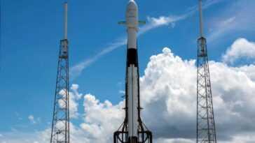 Une Fusée Spacex Lancera Ce Soir Une Flotte De Satellites